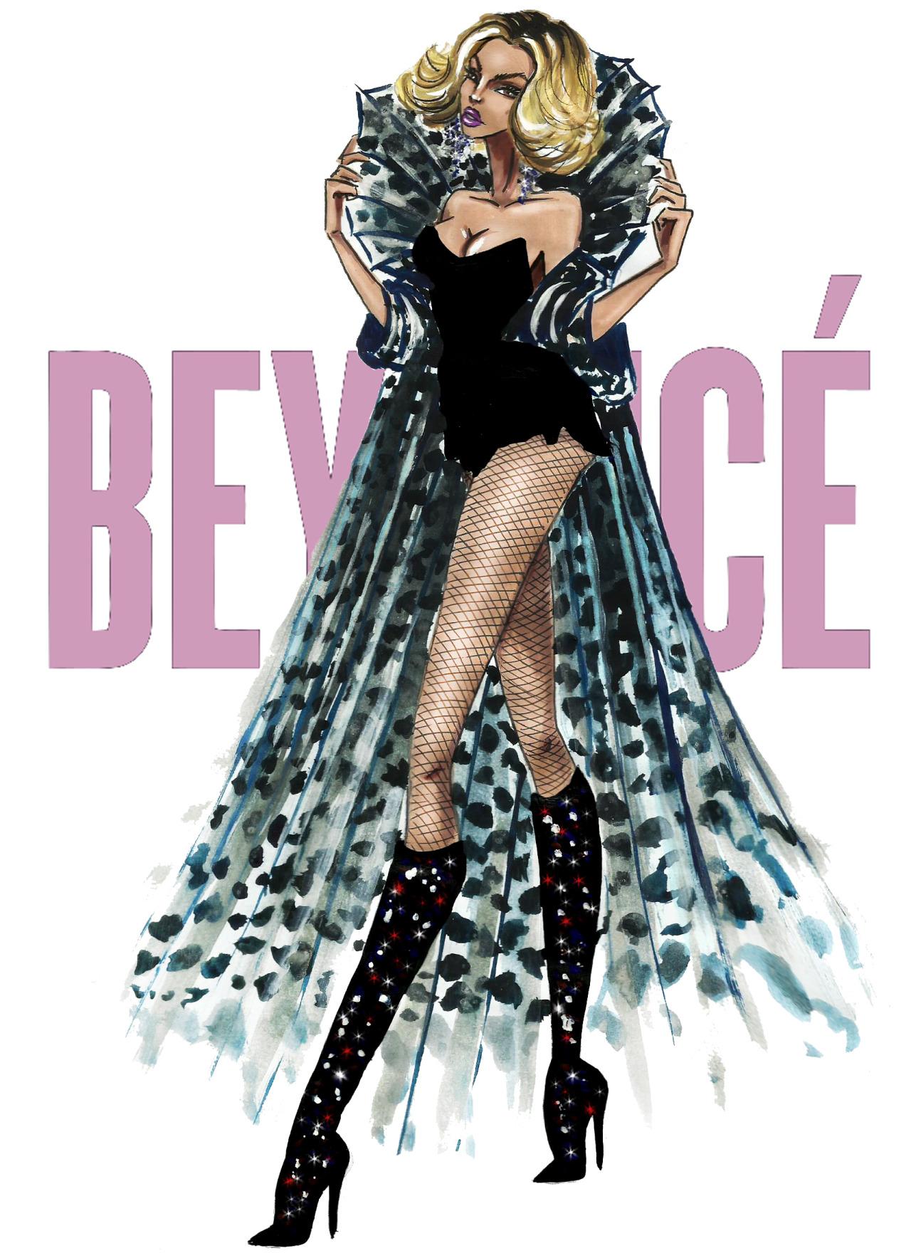 Curly Girl Wallpaper The Beyonc 233 Eras Beyonce By Armand Mehidri