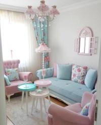 pastel living room | Tumblr