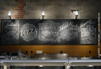 Custom Chalk Art by CJ Hughes - For Hire  Food industry ...