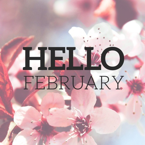 Wallpaper Quotes For Computer Hello February Quotes Tumblr