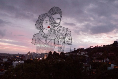 Cute Couple Wallpapers For Lock Screen Outlines On Tumblr