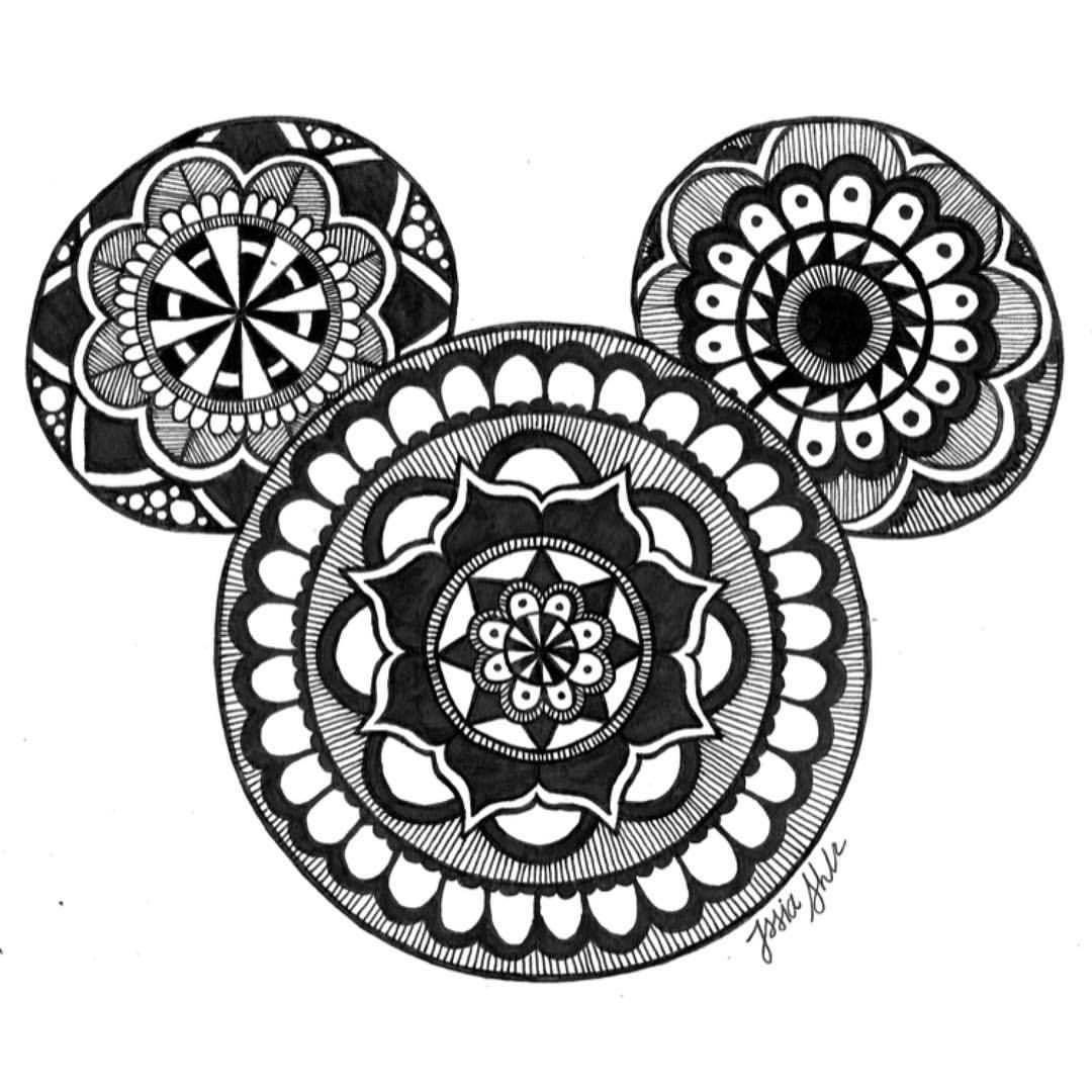 Mickey Mouse Tekenen Heyy Its Jess Meeska Mooska Mickey Mouse Art Draw