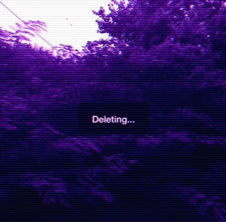 Dark Theme Wallpaper Hd Quote Purple Mania