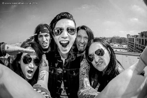 Falling In Reverse Wallpaper 2015 Christian Cc Coma On Tumblr