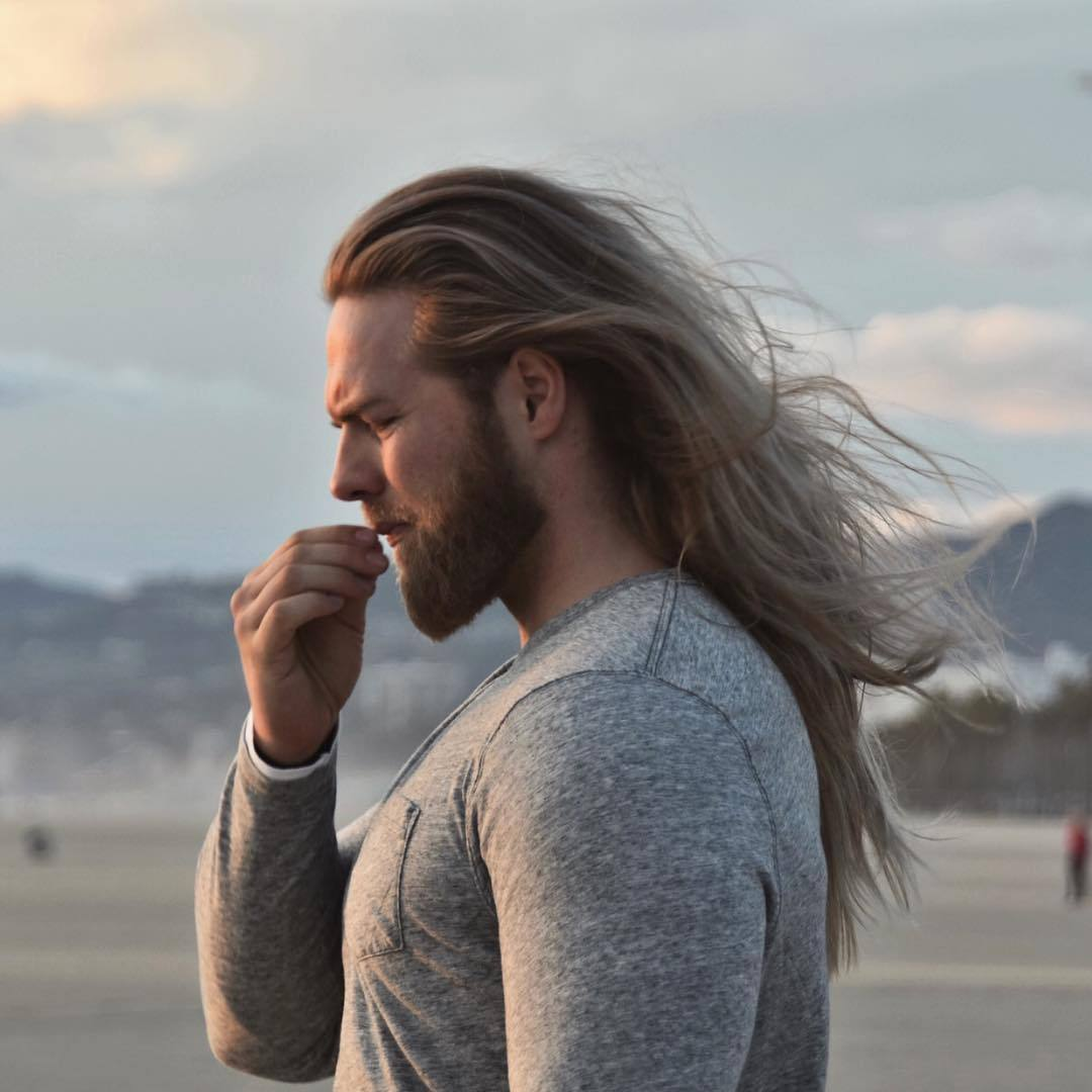 Coiffure Homme Viking Long Haired Men You 39ve Never Seen Before