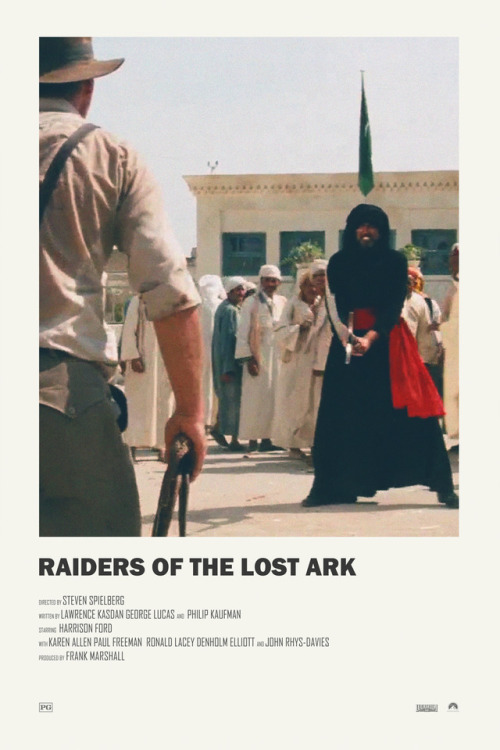 raiders of the lost ark poster Tumblr - lost person poster