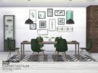 sims 4 dining room cc | Tumblr