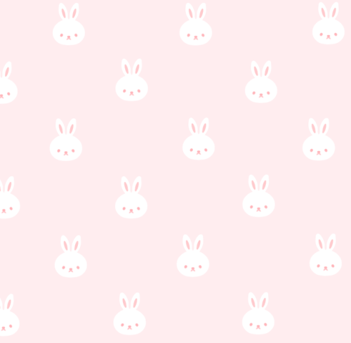Cute Wallpapers Flower Bunny Background Tumblr