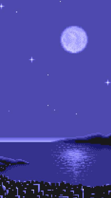 Falling Stars Grunge Wallpaper Pastel Overlays Tumblr