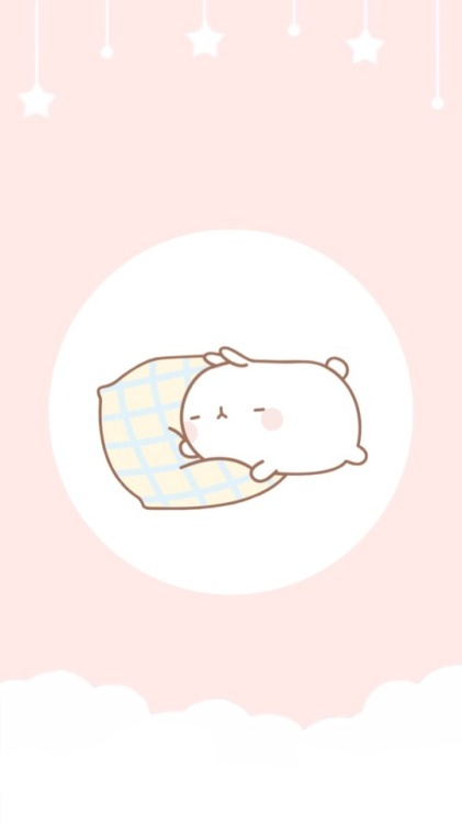 Cute Wallpaper Rilakkuma Molang On Tumblr