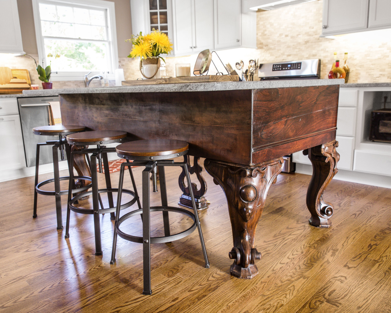 This Old House Kitchen Island This Old House — From This To That….building A Kitchen