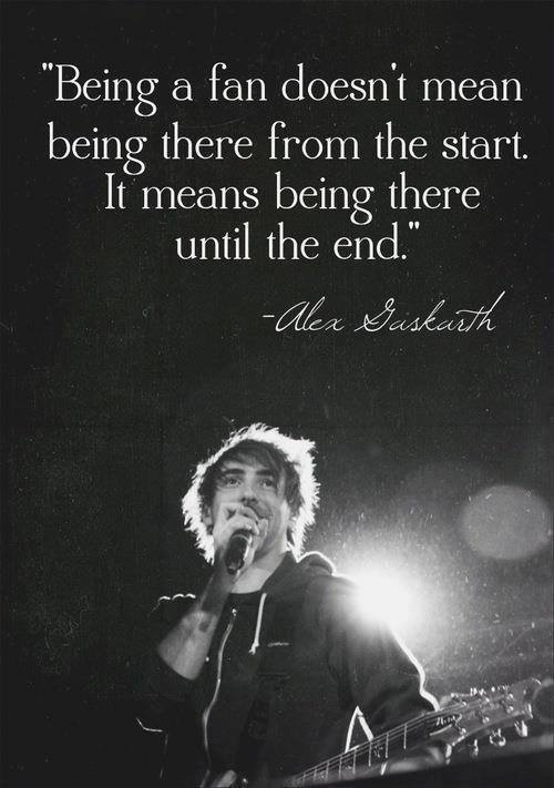 Jack Barakat Quotes Wallpaper Alex Gaskarth Quotes On Tumblr