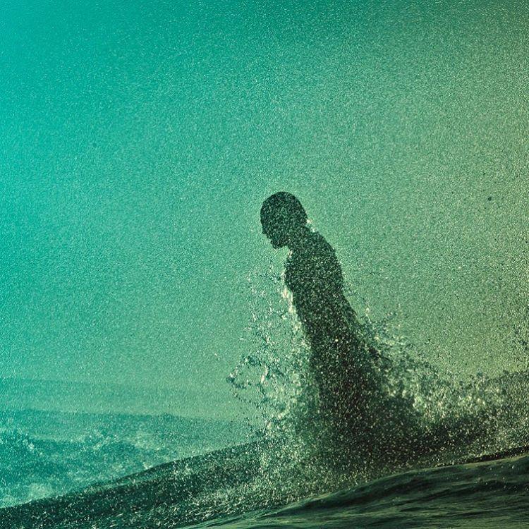 fullfathomv:  Waterman @ckalima captured in Tahiti by @chrisburkard #torpedopeople #bodysurf #tahiti