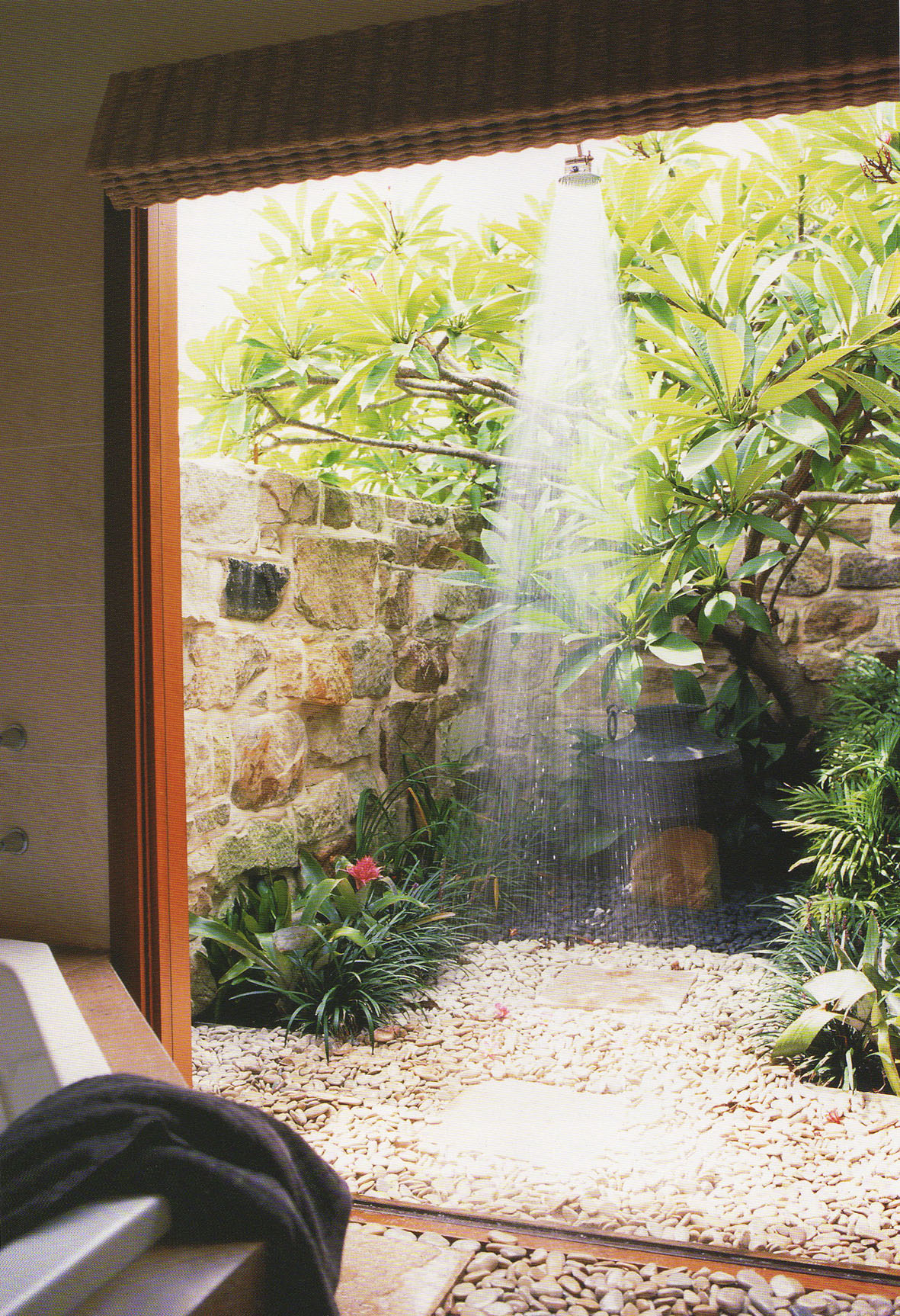 Outdoor Shower Tumblr Beach House Life 43style A Private Outdoor Shower With A