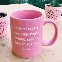 pink coffee mug | Tumblr