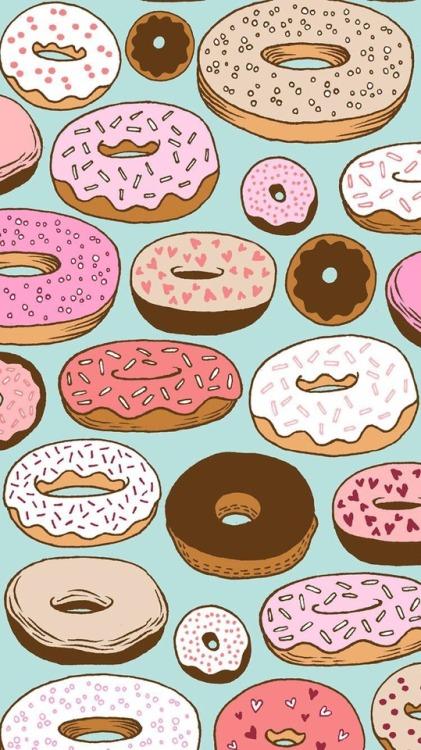 Danganronpa Iphone Wallpaper Donut Wallpaper Tumblr