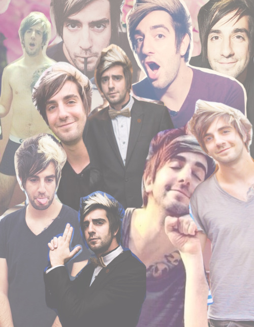 Fall Out Boy Mania Wallpaper Iphone All Time Low Collage Tumblr