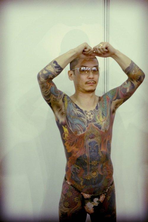 Inked Girl Hd Wallpaper Yakuza Tattoo On Tumblr