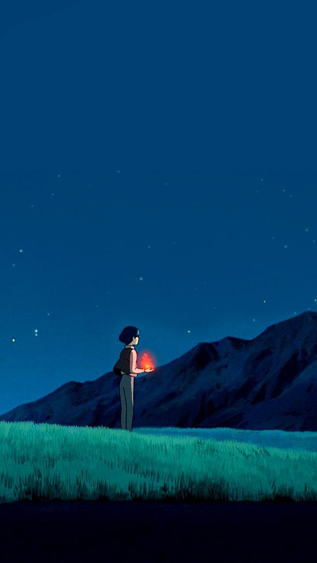 Howls Moving Castle Hd Wallpaper Studio Ghibli Gifs