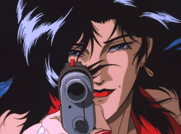Ninja Girl Wallpaper 80sanime 1979 1990 Anime Primer Cyber City Oedo 808