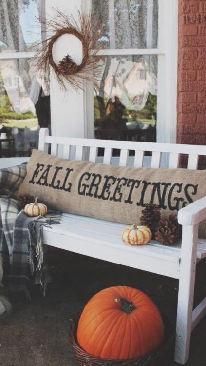 Fall Flowers And Pumpkins Wallpaper Coffee Lockscreen Tumblr