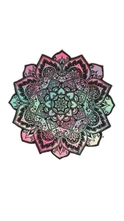 Mandala Wallpaper Iphone 6 Mandalas Wallpapers Tumblr
