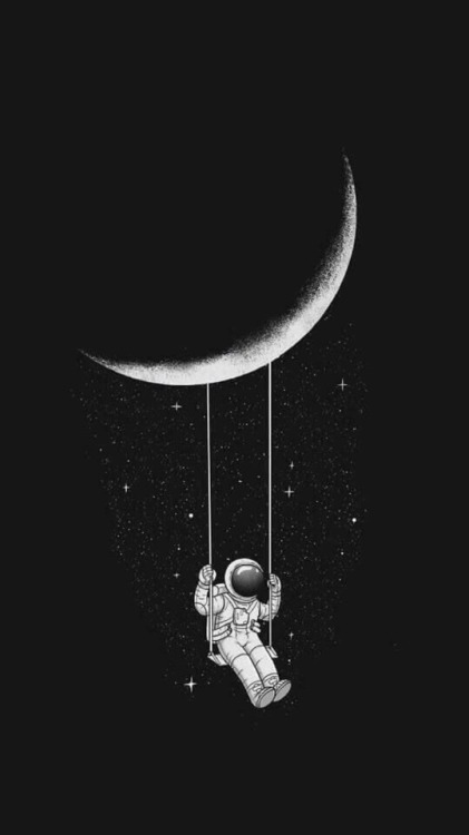 Fantasy Phone Wallpaper Woth Quote Wallpaper Astronaut Tumblr