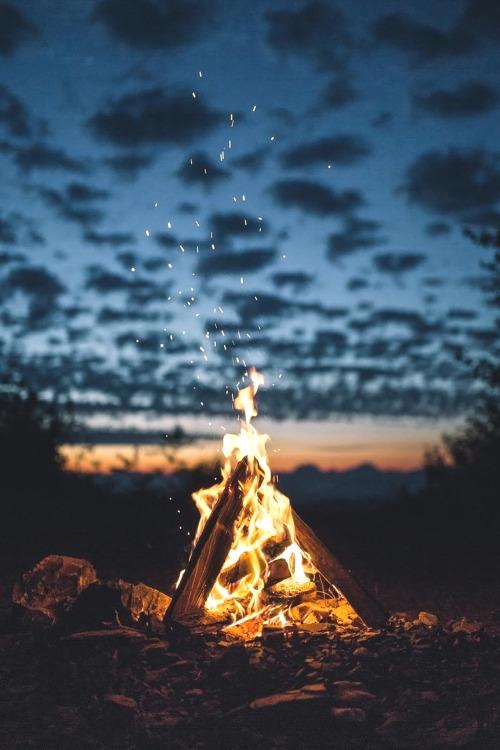 Nature Wallpaper Hd Phone Fall Fire Bonfire Campfire Tumblr
