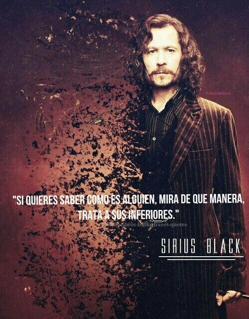 Sirius Black Quotes Wallpaper Spanish Quote Of Harry Potter Tumblr