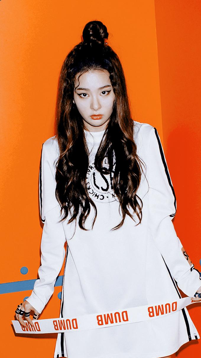 Iphone 7 Blob Wallpaper Red Velvet Seulgi Red Wallpapers Please Kpop Wallpapers