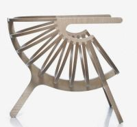 HER NEW TRIBE  thedesignwalker: Unique Plywood Chair by...