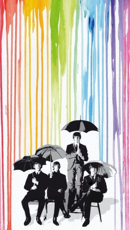 The Beatles Iphone 5 Wallpaper Beatles Wallpaper Tumblr