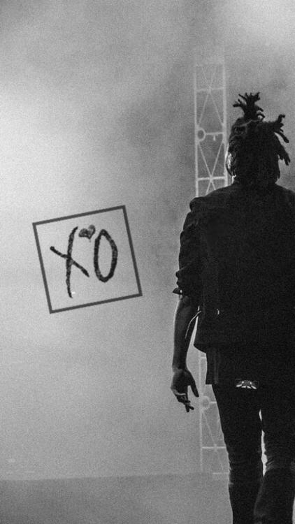 The Weeknd Iphone Wallpaper Kiss Land Wallpaper Tumblr