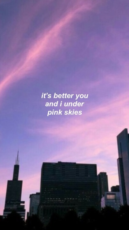 Girly Wallpapers For Iphone Lock Screen Lany Lyrics Lockscreens Tumblr
