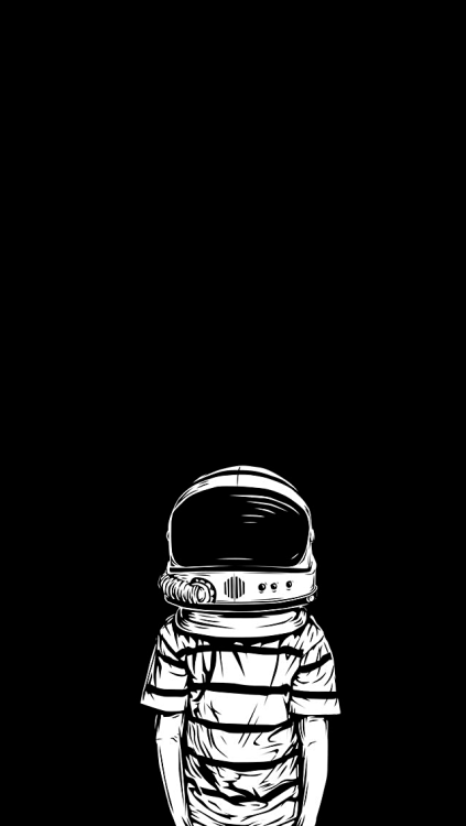 Wolf Wallpaper Iphone Lockscreens Astronaut Tumblr