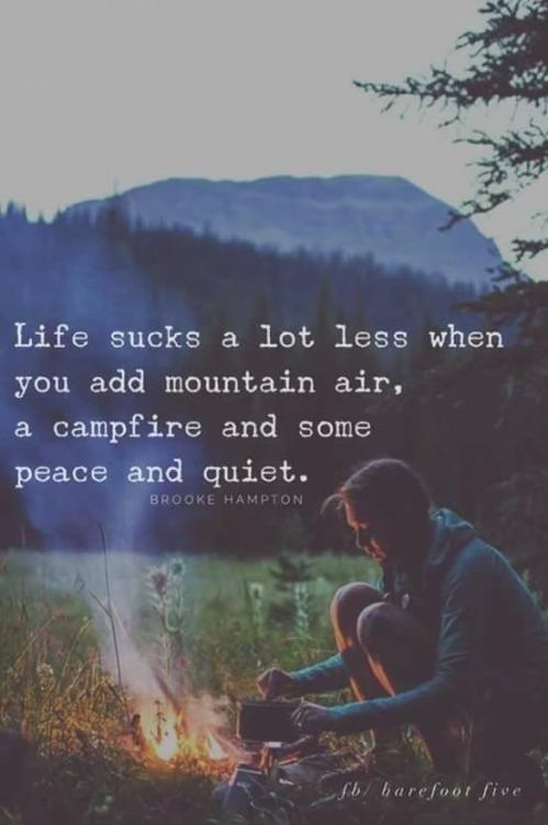 Desktop Wallpaper Tolkien Quote Campfire Quotes Tumblr