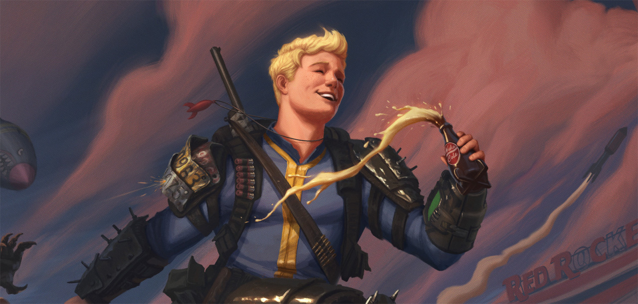 Army Pin Up Girl Wallpaper Joel Kilpatrick Vault Boy I Ve Been Having A Lot Of Fun
