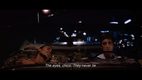 Scarface Full Hd Wallpaper The Eyes They Never Lie Tumblr