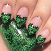 frankenstein nail art | Tumblr