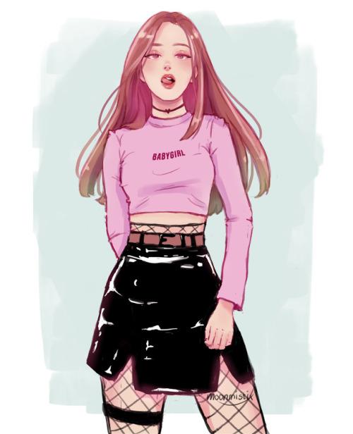 Dahyun Twice Beautiful Girl Wallpaper Blackpink Draw Tumblr