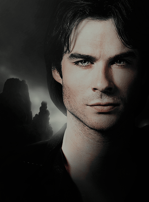 Vampire Love Quotes Wallpaper Damon Salvatore Photo Tumblr