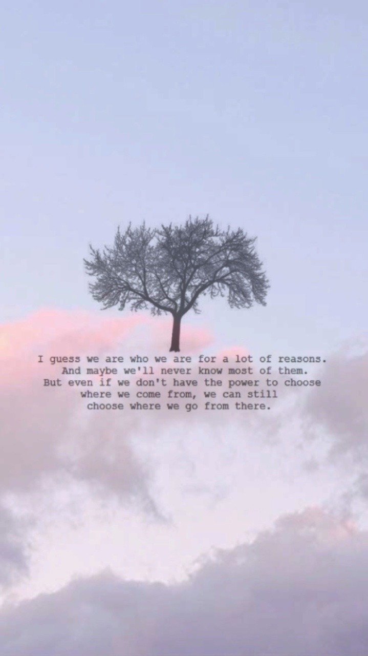 The Perks Of Being A Wallflower Quotes Wallpaper Perks Of Being A Wallflower Lockscreens