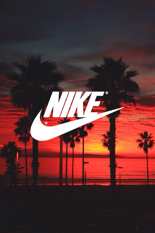 Wallpaper Nike Iphone 5 Nike Logo Tumblr