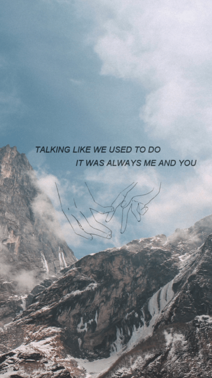 Yellow Wallpapers With Quotes Vance Joy Riptide Tumblr
