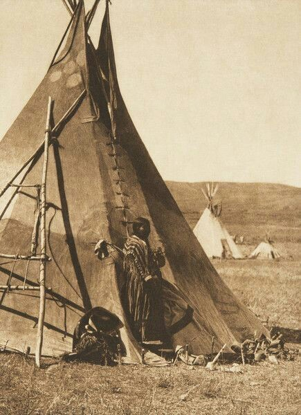 Indianer Tattoo Teepee On Tumblr