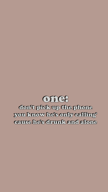 Idgaf Quotes Wallpaper New Rules Lyrics Tumblr