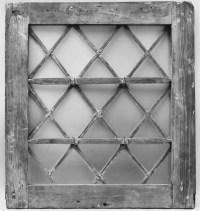 American Decorative Arts  Window Sash, American ...
