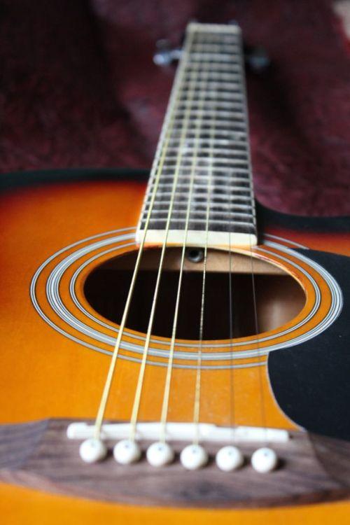 Cool Girl With Guitar Wallpaper Guitarra On Tumblr