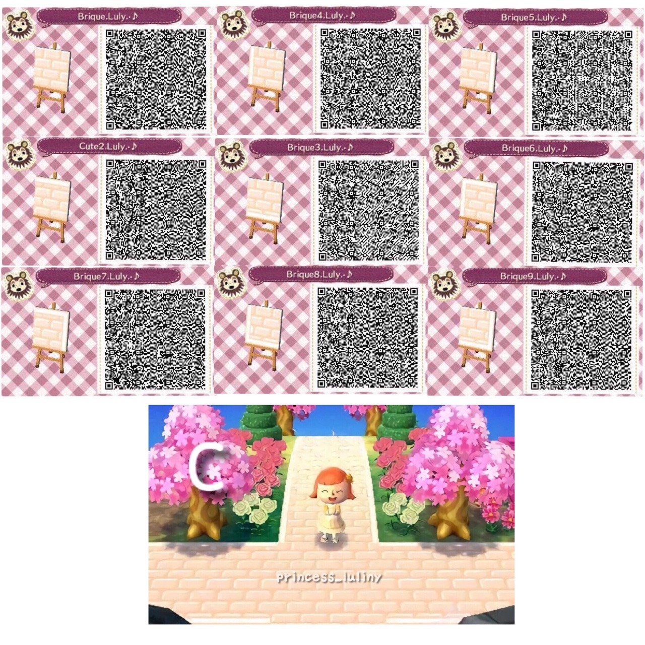 Qr Codes Animal Crossing New Leaf Suelos Some Stuff About Animal