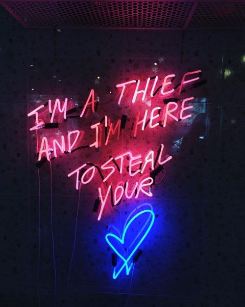 Quotes Lock Screen Wallpaper Neon Lights On Tumblr